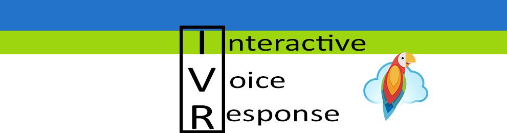 IVR call center