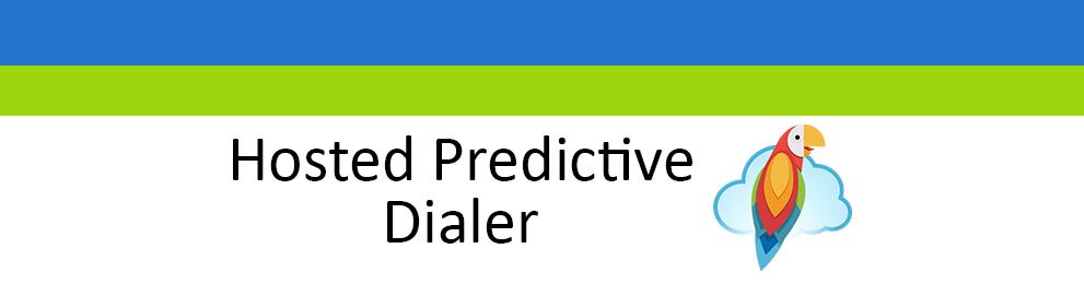 Hosted Predictive Dialer