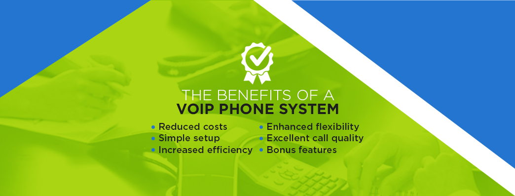benefits of a voip system