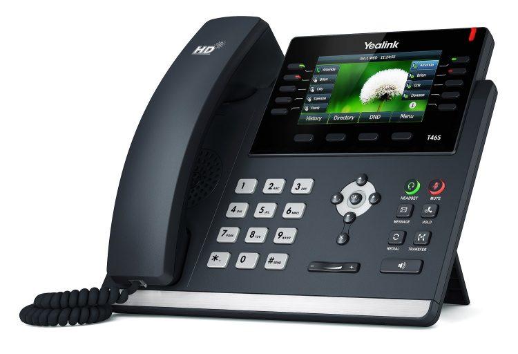 VOIP PBX Phone System Yealink