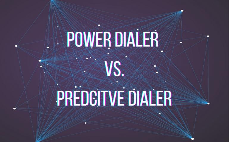 Power Dialer Vs. Predictive Dialer
